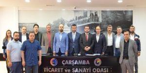 """Çarşamba'da İstihdamı Katlayarak Proje: """"Tekstilkent"""""""