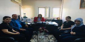 Sağlık Sen Diyarbakır Şubesi'nden Hemşireler Haftası Kutlaması
