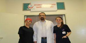 Diyabetik Ayak Tedavisinde Dünya İle Yarışan Merkez