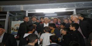 Başkan Büyükkılıç, Eskişehir Bağları Osmanlı Mahallesi'nde Vatandaşlarla Bir Araya Geldi