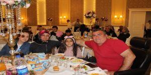 Engelli Vatandaşlar Ve Aileleri Başakşehir'de İftarda Buluştu