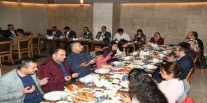 Kaymakam Türkmen'den Kurum Amirlerine İftar Yemeği