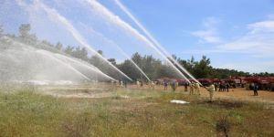 Ateş Savaşçıları İzmir'de Orman Yangınlarına Hazır
