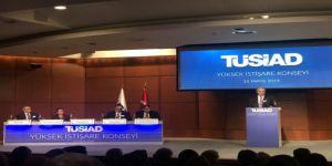 Tüsiad'da Ekonomiden Çok Siyaset Konuşuldu