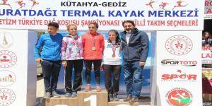 Vanlı Eylem Gür Türkiye Şampiyonu Oldu