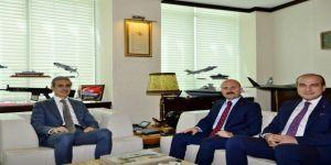 Amasya'dan Savunma Sanayii Başkanlığına Yatırım Çıkarması