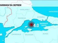 İstanbul'da Deprem Oldu, Sosyal Medya Kitlendi