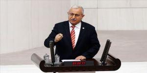 İYİ Parti'li Nuhoğlu'na Meclisten çıkarma cezası