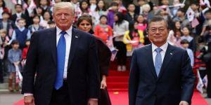 ABD Başkanı Trump Güney Kore'yi ziyaret edecek