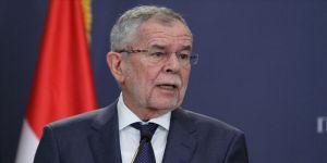 Avusturya Cumhurbaşkanı Van der Bellen: Avusturya'da siyasete olan güven yeniden tesis edilmelidir