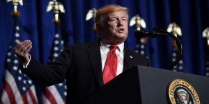 Trump'tan İran'a yeni tehdit