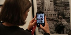 Ara Güler Sergisi' Paris'te sanatseverlerle buluşacak