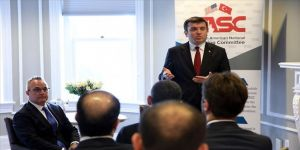 Türkiye'nin Washington Büyükelçiliğinde UNRWA'ya destek gecesi