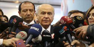 MHP Genel Başkanı Bahçeli: YSK sandık yolsuzluğunu ortaya çıkarmıştır