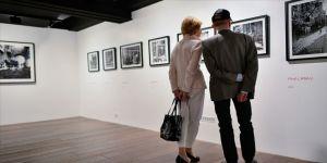 Paris'te Ara Güler sergisi açıldı