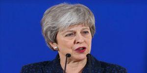 İngiltere Başbakanı May 7 Haziran'da istifa edeceğini açıkladı