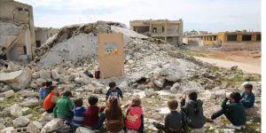 'İdlib ve Hama'da nisan ayında en az 38 çocuk öldürüldü'