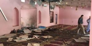 Cuma namazı sırasında bombalı saldırı