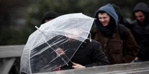 Meteorolojiden fırtına uyarısı