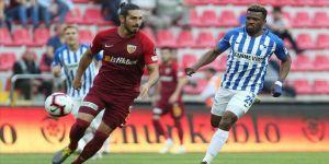 Erzurumspor, Süper Lig'e galibiyetle veda etti