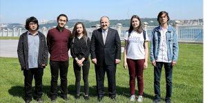 Bakan Varank: Türkiye'de bilimsel ve teknoloji temelli işlerde müthiş bir potansiyel var