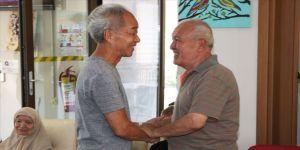 Gönüllü Japon uzmandan hastalara veda
