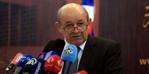 Fransa Dışişleri Bakanı Le Drian: Gazetecilerin ifadeye çağrılması devlet işleyişinin bir parçasıdır