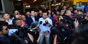 CHP İBB Başkan Adayı İmamoğlu: Bu memlekete iş üretmemiz lazım