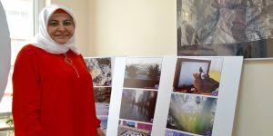 MS hastaları 'flu dünyalarını' fotoğraflara yansıttı