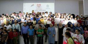 'Reyhanlı Eğitim Köyü'nde yıl sonu etkinliği
