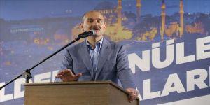 İçişleri Bakanı Soylu: Avrupa'yla son 300 yıldır ilk kez makasımızı daraltıyoruz
