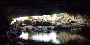 Derinsu Mağarası turizme kazandırılmayı bekliyor