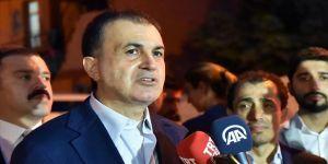 AK Parti Sözcüsü Çelik: Generallerimize hakaret asla kabul edilemez