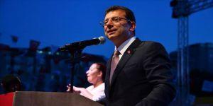 Ekrem İmamoğlu'ndan TV programı açıklaması