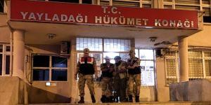 Hatay'da 3 DEAŞ şüphelisi tutuklandı