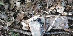 Siirt'te telsiz komutalı patlayıcı düzeneği bulundu