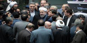 İran'da Ruhani kabinesinde son istifa kabul edilmedi
