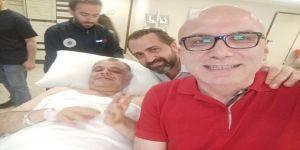 Oğuz Şerifalioğlu, hastaneye kaldırıldı