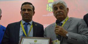 Evkur Yeni Malatyaspor'da Gevrek güven tazeledi