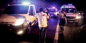 Beşiktaş'taki trafik kazasıyla ilgili 2 kişi tutuklandı