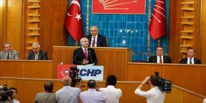 CHP Genel Başkanı Kılıçdaroğlu: Kimsenin umutsuz olmaya hakkı yoktur