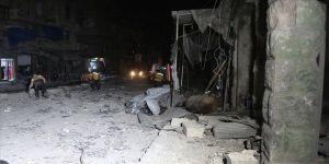 İdlib Gerginliği Azaltma Bölgesi'ne hava saldırıları: 8 ölü
