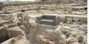 Karkamış Antik Kenti'nde kazılar yeniden başladı