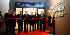 Microsoft Teknoloji Merkezi ekonomiye 2,5 milyar lira değer katacak'