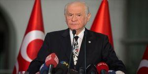 Bahçeli: PKK ve FETÖ iltisak ve irtibatları eninde sonunda belli olacak