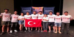 NASA'nın uydu yarışmasına Türk üniversiteleri damga vurdu