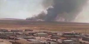 YPG/PKK işgalindeki bölgelerde yangın tehdidi sürüyor