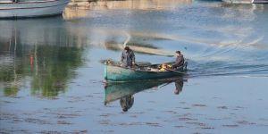 Beyşehir Gölü'nde balıkçılar 'vira bismillah' dedi