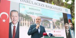 'Abdülhamid Han ile Atatürk'ü birbirinden ayırmak tarihe ihanettir'