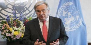 BM Genel Sekreteri'nden 'İdlib' çağrısı